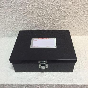 Console Box / black / S
