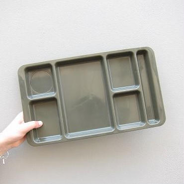 HAYES TOOLING & PLASTICS / Camper Tray / olive drab