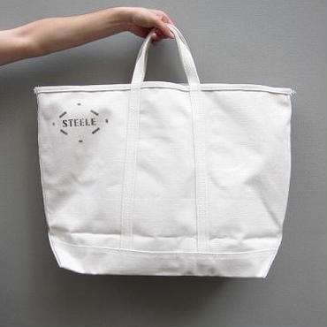 Steele Canvas Basket / tote Bag / L