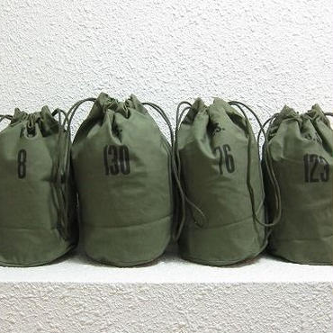 U.S. MILITARY / VALUABLES BAG / DEAD STOCK