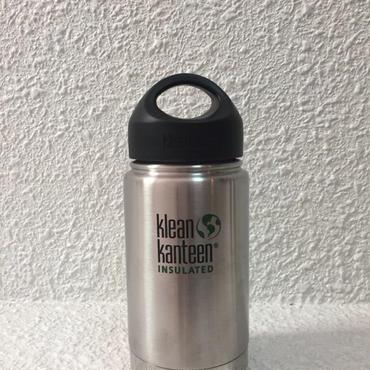 Klean Kanteen / ワイドインスレート /stainless / 12oz