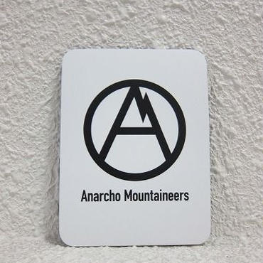 "MOUNTAIN RESEARCH / マウンテンリサーチ / Magnet Sheet ""A"" / white"