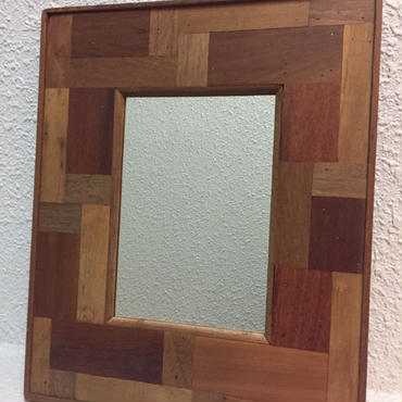 Fragment Frame Mirror