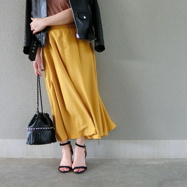 2017aw フィッシュテールスカート(9月上旬発送予定)
