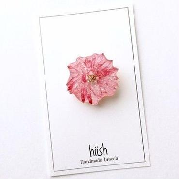 花のブローチ(Sサイズ/ ギフトボックス入)