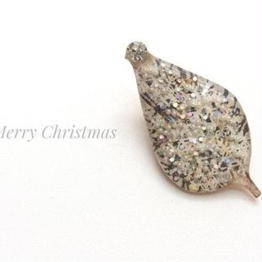 クリスマスツリー(Goldラメパール/ボックス入り)