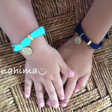 kids★ribbon⑅bracelet*.