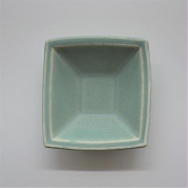 wabi ware 四方小鉢 青磁