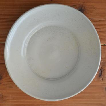 中本純也 リム皿 8寸