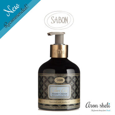 SABON  オリーブオイル ハンドクリーム【Olive oil】