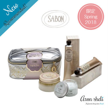 【woman's day】SABON  Time to Renew スクラブセット