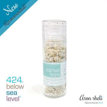424 Below Sea Level Salt【ブラックペッパーガーリック】