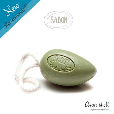 SABON  オリーブオイル ループソープ【Olive oil】