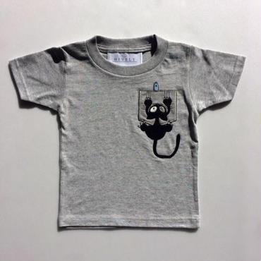 CATLADYS/MENSTシャツ gray