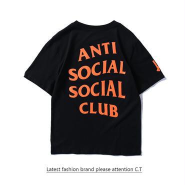Anti Social Social Club(アンチソーシャルソーシャルクラブ)ロゴTシャツ男女兼用