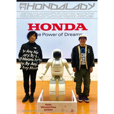 ZINE「月刊HONDALADY増刊号」