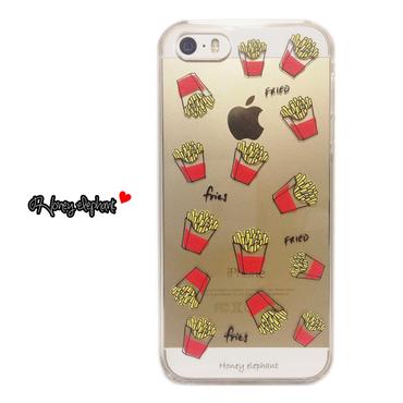 【iPhoneSE/5s/5/6s/6】フライポテト
