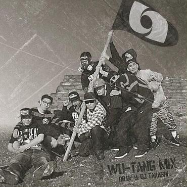 WU-TANG MIX/Dr.DP & DJ TAKASHI