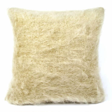 BALMUIR Beige Kid Mohair Cushion Cover 50×50