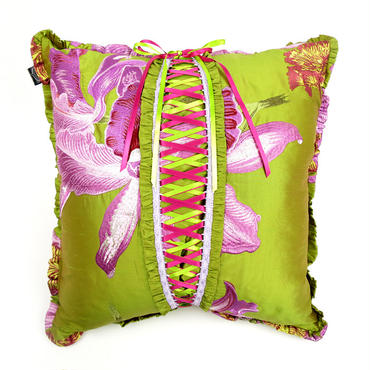 Marie No.1 Cushion Cover LORCA import fabric