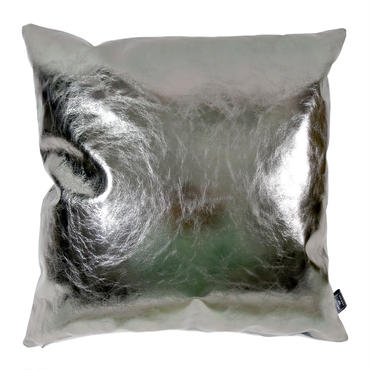 Metal Leather Cushion 45×45