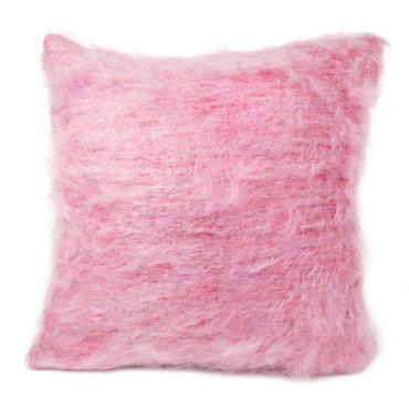 BALMUIR Pink Kid Mohair Cushion Cover 50×50