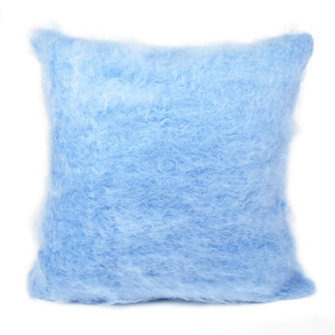 BALMUIR LightBlue Kid Mohair Cushion Cover 50×50