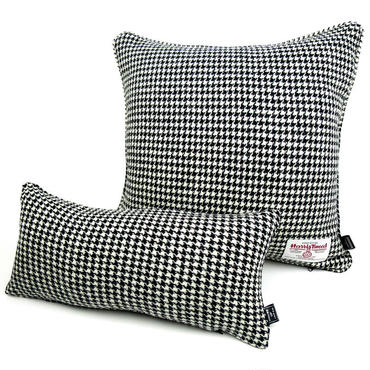 Harris Tweed Cushion Set Houndstooth check