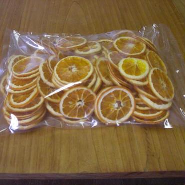 ☆ドライオレンジ300g大袋お徳用☆