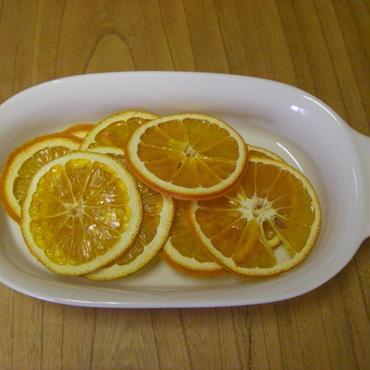 ☆温水、洗浄して無添加で乾燥させたドライオレンジ30g☆