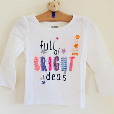 Gymboree  Full of Bright ideas 18ー24M