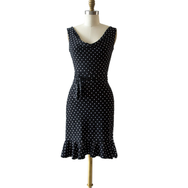 DARCY DRESS 'Classic Dots' Size 2