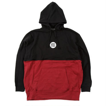 VIETWO PULLOVERHOODY (BLKxBGD)