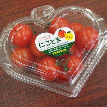 贈答&ギフト用「にこトマト:ミニトマト(赤)150gパック/4個入り」
