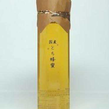 【予約商品】秋田県小坂産:天然国産とち蜂蜜250g/本