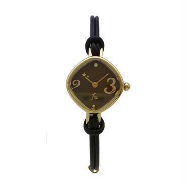 Bangle Watch(バングルウォッチ) ★限定モデル★ ゴールドカラー ベルトタイプ