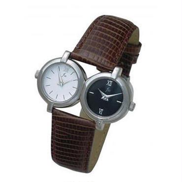 Dual Timer(デュアルタイマー)ブラック .  Dual Timer(デュアルタイマー)ブラウン