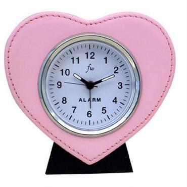 Fancy Clock(ファンシークロック)ハート(ピンク)