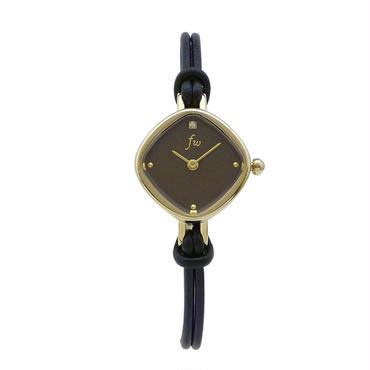 Bangle Watch(バングルウォッチ) ゴールドカラー ベルトタイプ