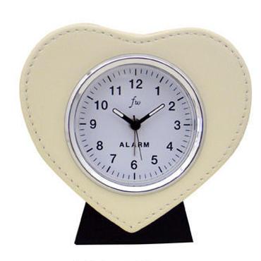 Fancy Clock(ファンシークロック)ハート(ホワイト)