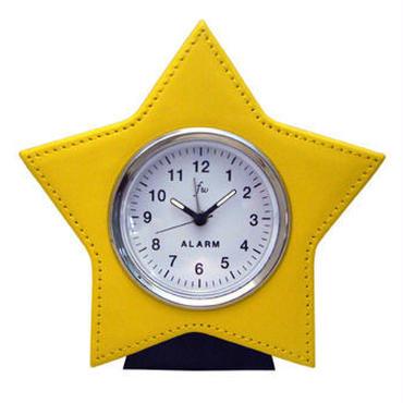 Fancy Clock(ファンシークロック)スター(イエロー)