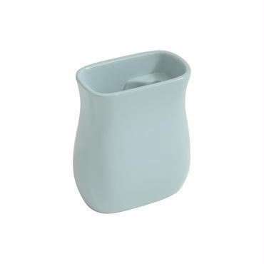流せるトイレブラシ収納スタンド SB pot ライトブルー