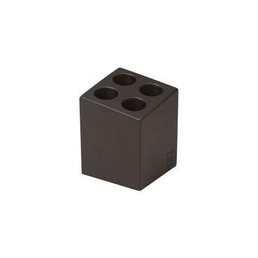 mini cube マットブラウン