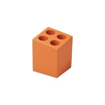 mini cube マットオレンジ