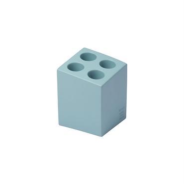 mini cube マットブルー