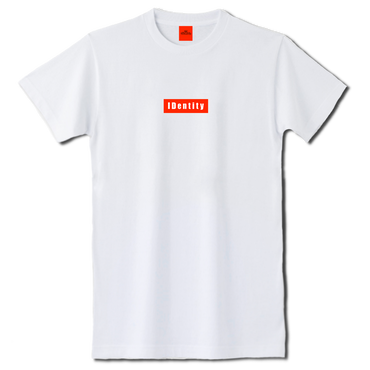 box logo T shirt