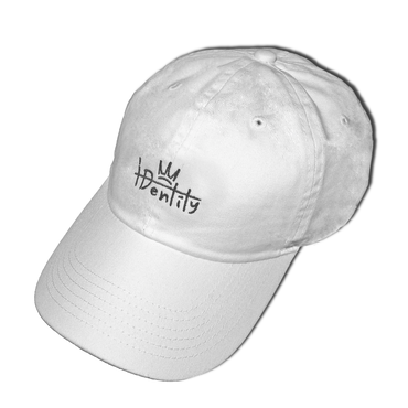 low  cap -white-