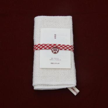 ふんわり やさしい 手つむぎの布 30cm×30cm