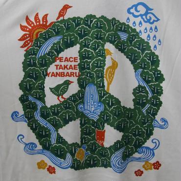 PEACE TAKAE やんばるTシャツ