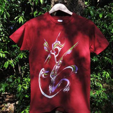【鋭利的な鳥】Tシャツ